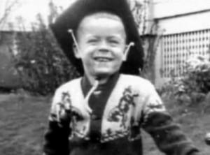 Ted Bundy, enfant