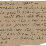 Astrophysique, théories